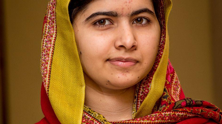 Malala Yousafzai, critiquée pour avoir porté un jean slim et des talons (Photos)