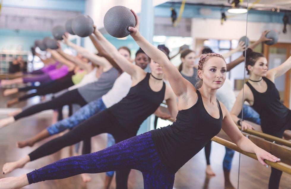 Barre Fitness, un entrenamiento de fuerza inspirado en el ballet clásico