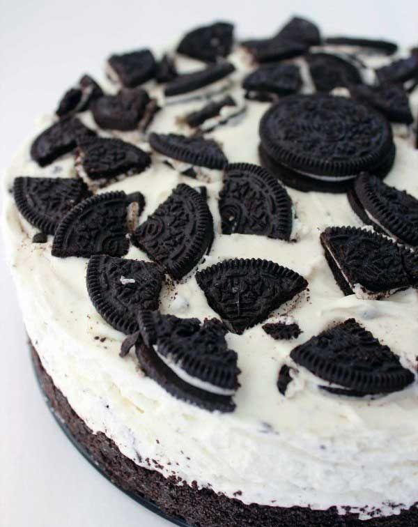 Oreo Kuchen 3 Schokoladig Fantastische Rezepte