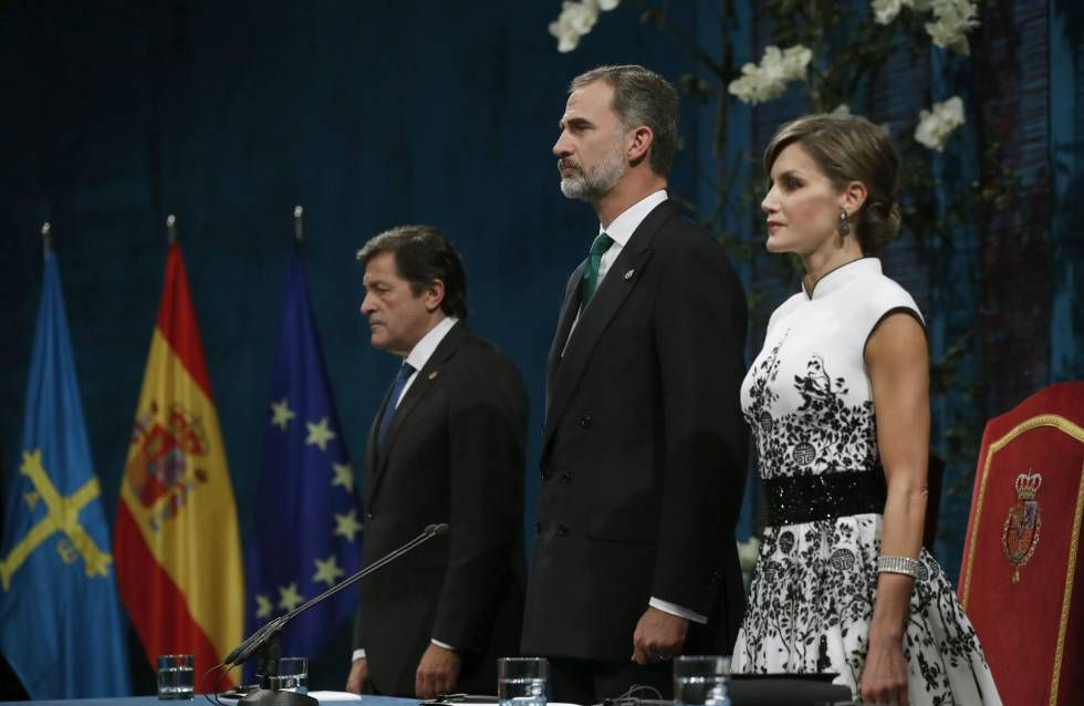 Los Princesa de Asturias, una pasarela de moda para Letizia desde 2006