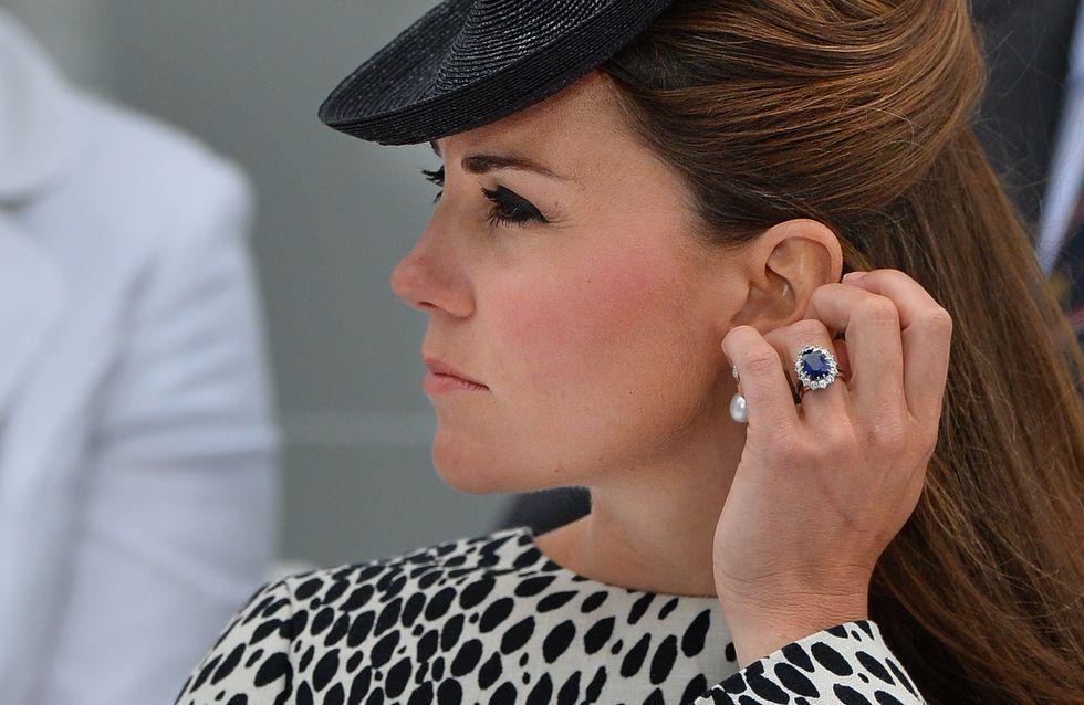 Kate Middleton ne porte jamais de vernis bleu ou rouge, on vous dit pourquoi !