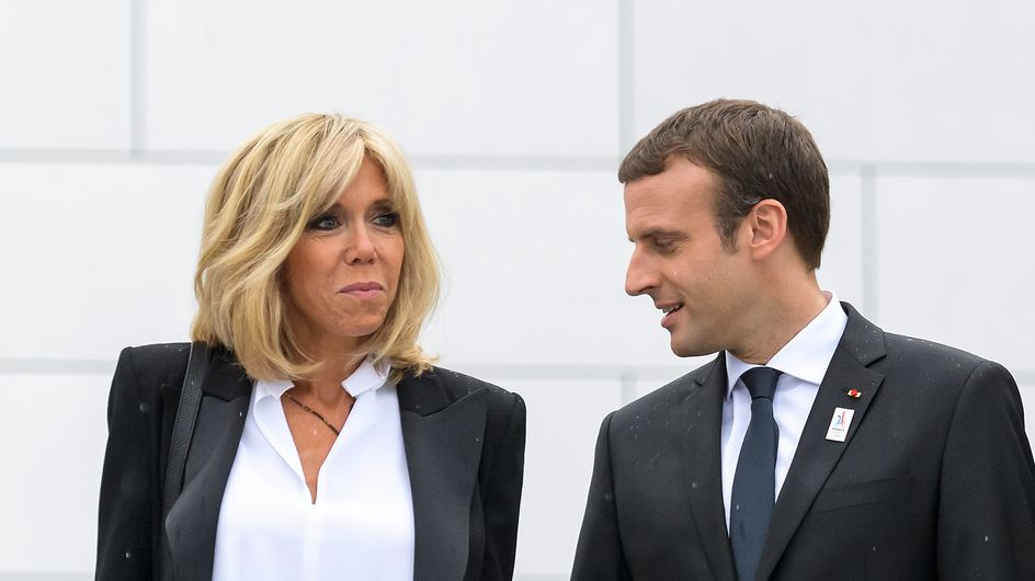 Brigitte et Emmanuel Macron fêtent leurs 10 ans de mariage en toute intimité !