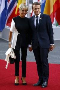 10 ans de mariage pour Brigitte et Emmanuel Macron
