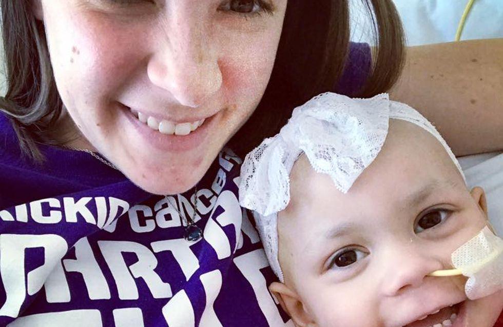 Esta es la entrañable carta que dedica una madre a las enfermeras que cuidan a su hija