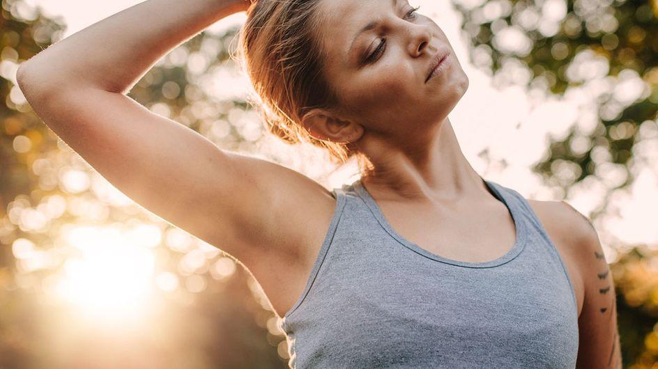 ¡No te olvides de él! 5 ejercicios sencillos para fortalecer el cuello