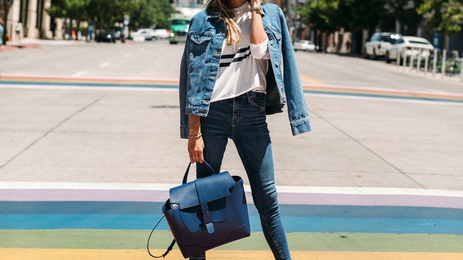 Veraltete Styling-Tipps: Auf diese 4 Jeans-Regeln könnt ihr getrost pfeifen!