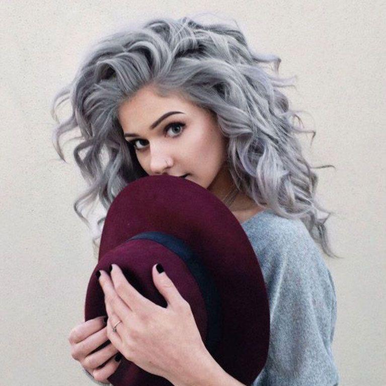 Colores de cabello para piel media 2017
