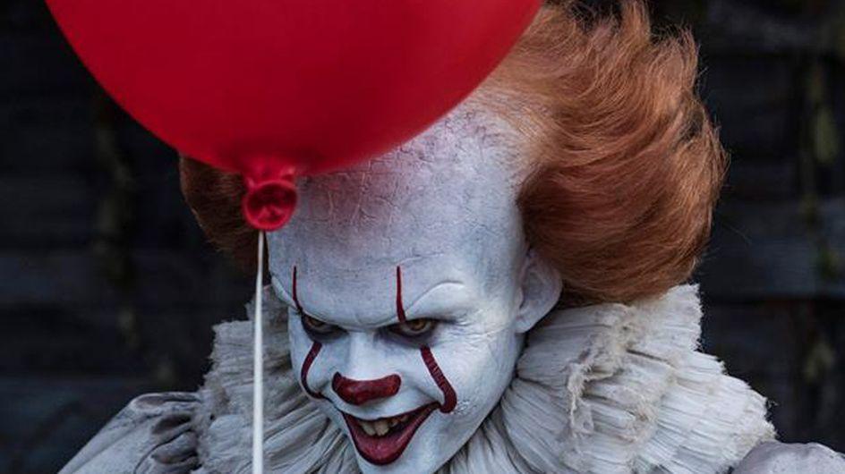 Chi si nasconde sotto la maschera del terrificante pagliaccio IT? Un attore davvero FIGO!