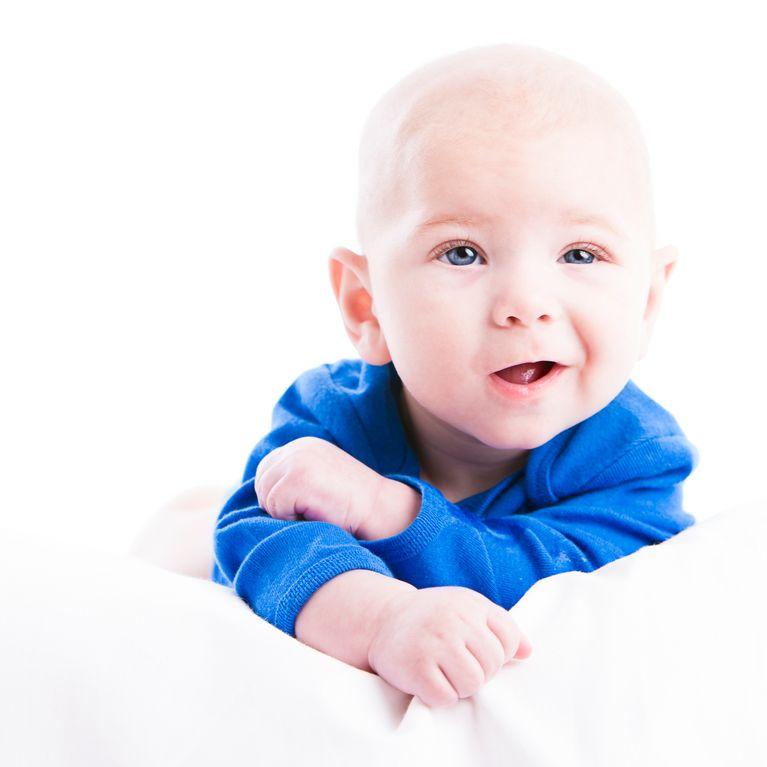 a160d3ad0c Il Neonato a 5 mesi: dallo svezzamento ai progressi nello sviluppo