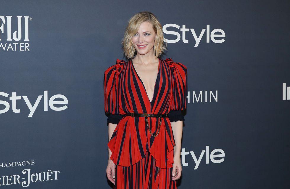 Cate Blanchett dice que cada mujer vista como quiera (y que nadie crea que estamos provocando)