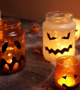 DIY : des lanternes terrifiantes pour Halloween