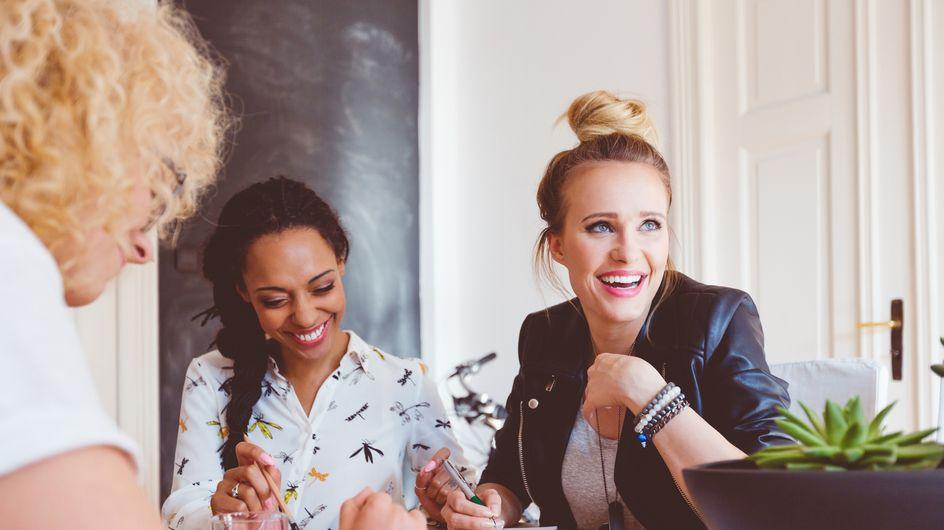 Femmes, moins de 30 ans et business women : le boss c'est elles !