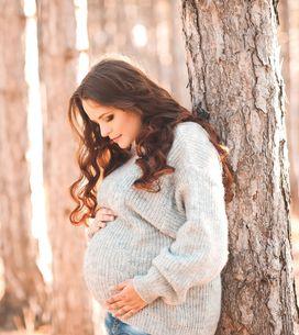 El noveno mes de embarazo