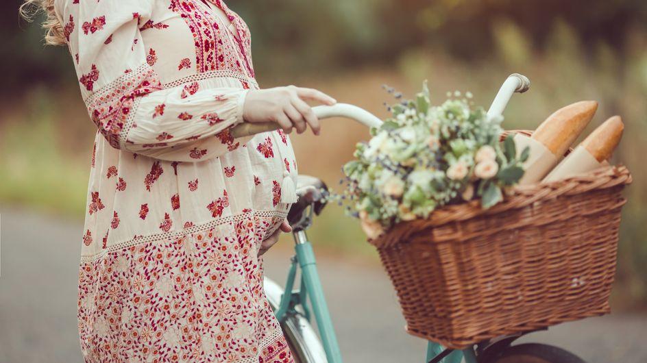 El cuarto mes de embarazo
