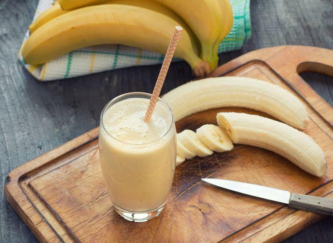 Alimentos contra el insomnio: plátano