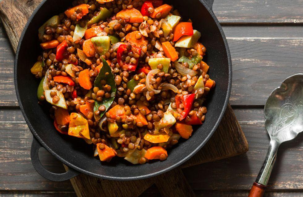 Recetas de dieta saludable: 5 platos deliciosos y fáciles de preparar