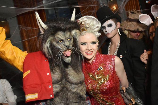 Heidi Klum prouve qu'elle est la reine d'Halloween avec un nouveau costume bluffant