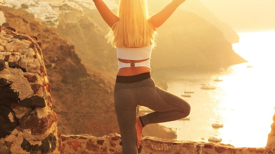 Yoga per dimagrire: 5 esercizi top!