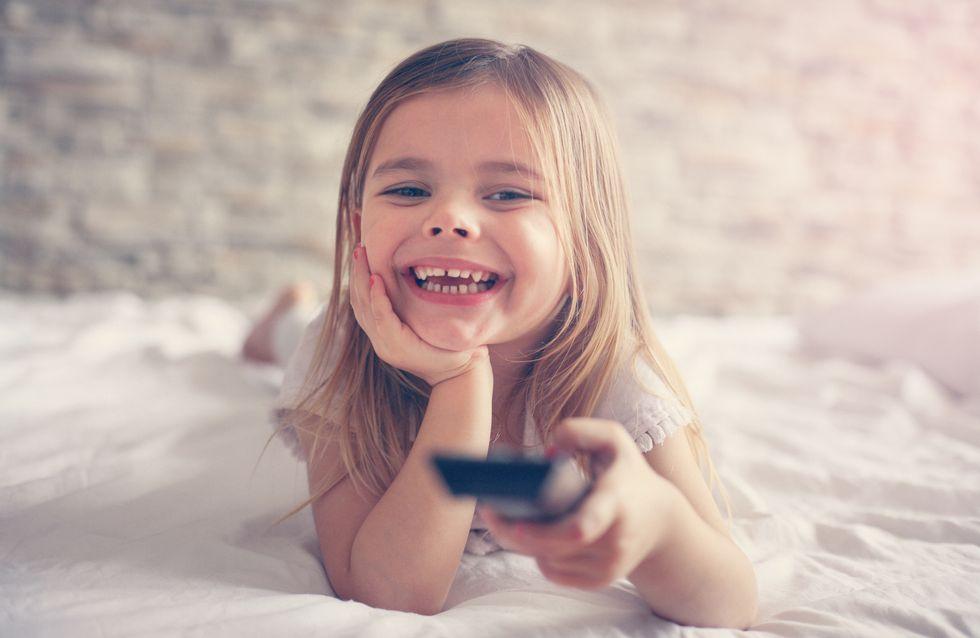 Les enfants et la télé, trouver le bon équilibre