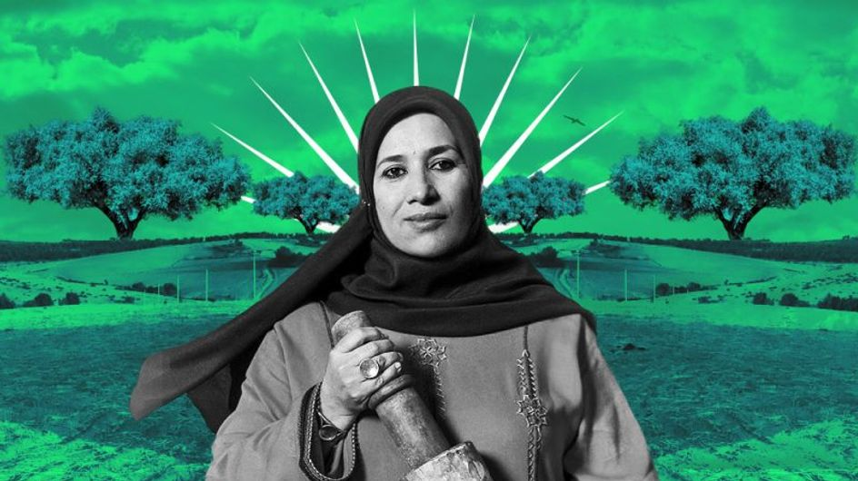 Nadia El Fatmi a imposé le commerce équitable à l'industrie cosmétique