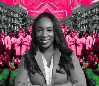 Jessica O. Matthews, elle veut faire d<U+0092>Harlem la nouvelle Silicon Valley