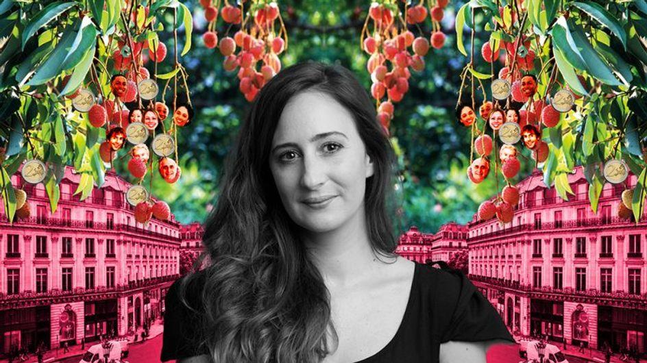 Céline Lazorthes est la créatrice de Leetchi, succès à la française