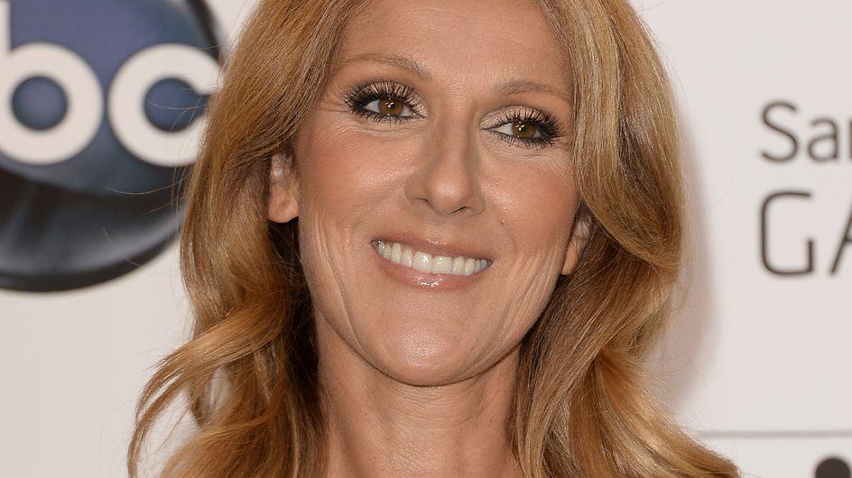 Céline Dion ose la combinaison transparente pour son retour en studio (Photos)
