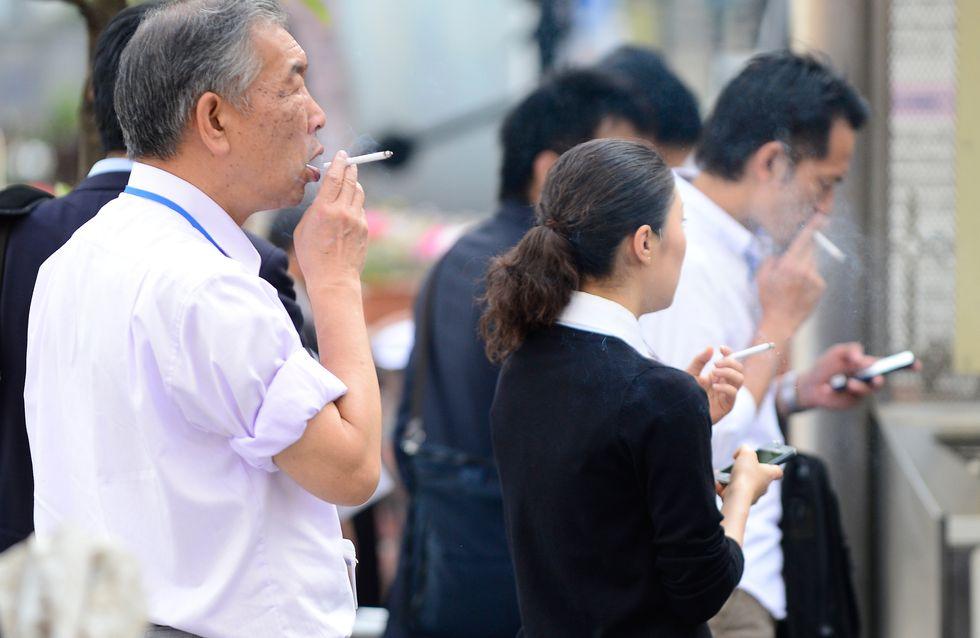 Au Japon, les non-fumeurs ont des congés en plus !