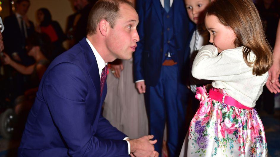 L'émouvante conversation entre le prince William et une fillette qui a sauvé sa mère