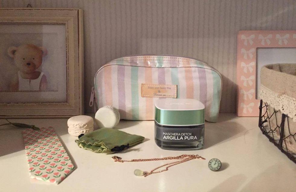 Maschera Detox Argilla pura di L'Oréal Paris: 5 buoni motivi per sceglierla!