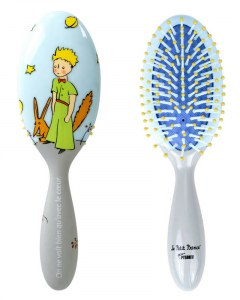 """Brosse cheveux """"Le Petit Prince, Pylones - 15 euros"""