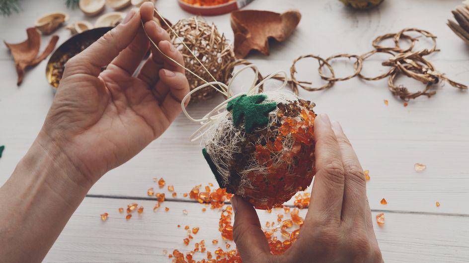 ¡Recicla también en Navidad! Ideas de adornos navideños reciclados