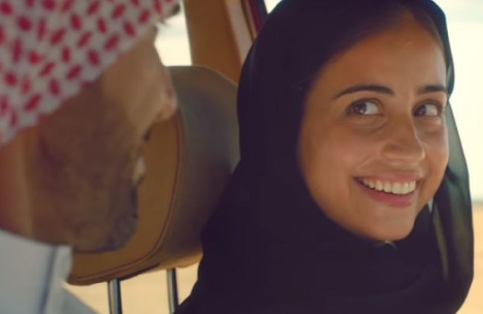 Coca-Cola met en scène une Saoudienne au volant pour la première fois (vidéo)