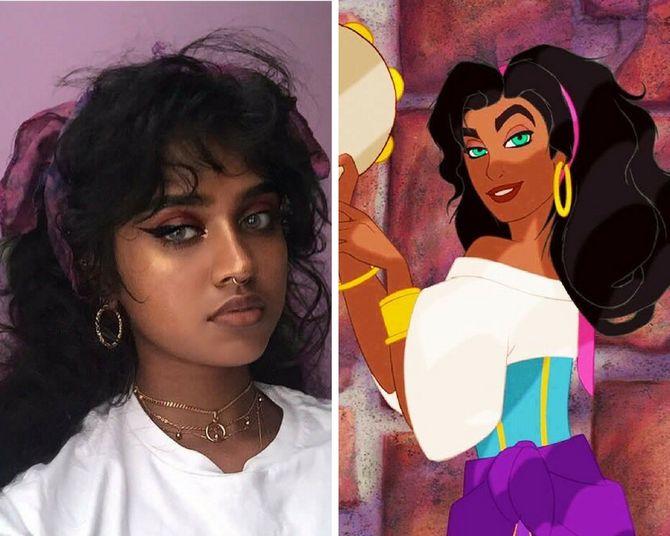 Bbyg6rl ressemble à Esmeralda