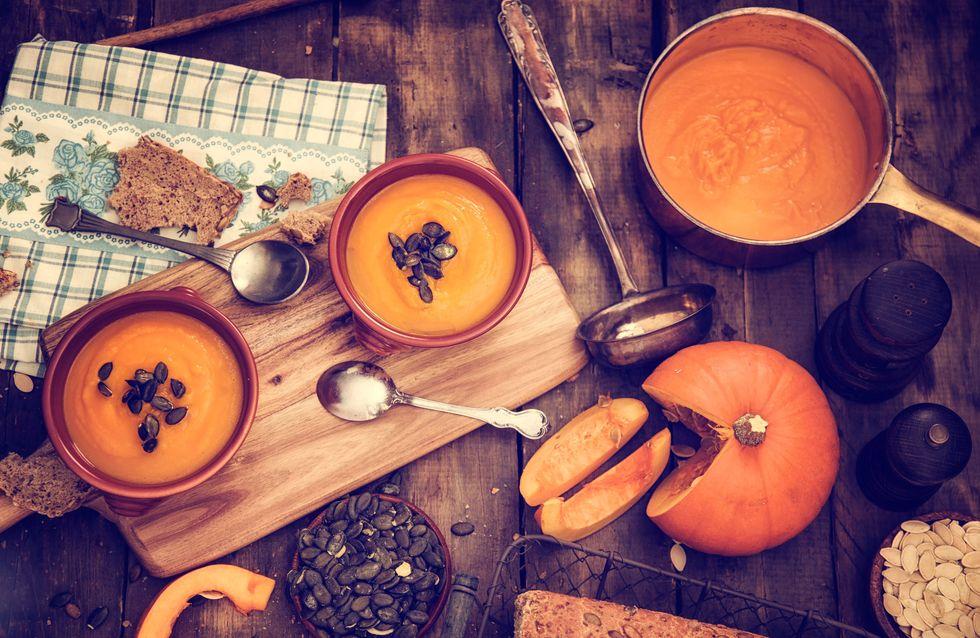 ¡Que el frío no te pare! Descubre los alimentos que te ayudarán a combatir el otoño