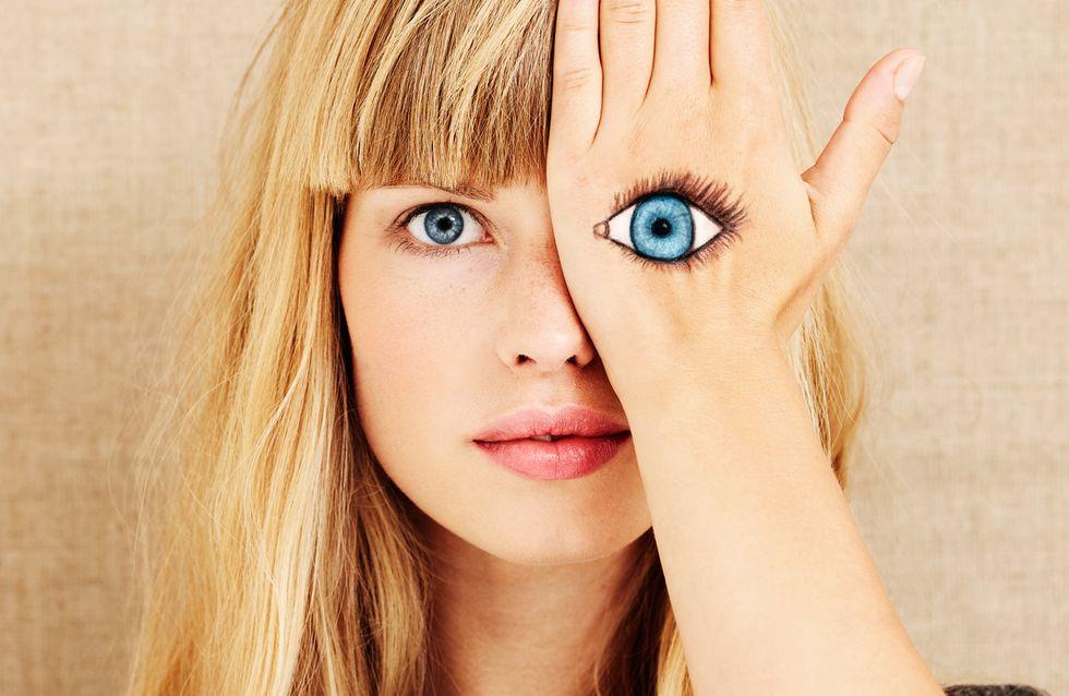 Occhi grandi o piccoli: qual è il significato?