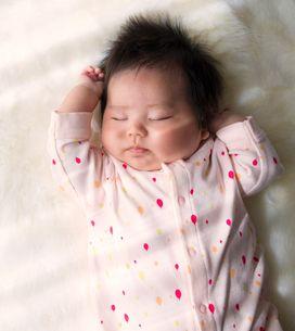 Babys Entwicklung: Das passiert wenn Baby 6 Wochen alt ist