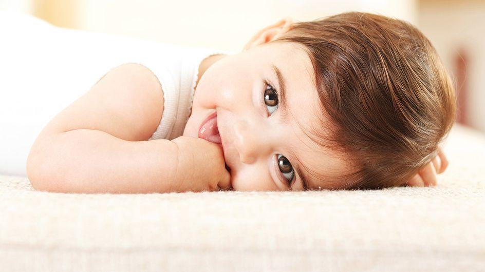 Babys Entwicklung mit 3 Monaten