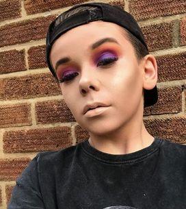 A 10 ans, Jack se maquille mieux que nous, et on n'en revient pas (Photos)