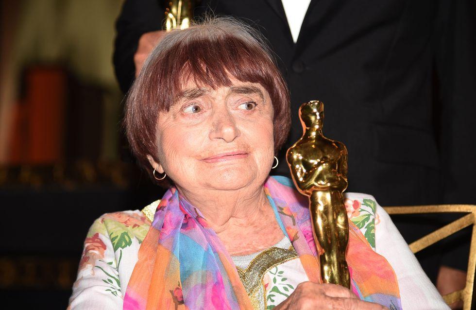 Agnès Varda, première femme réalisatrice à recevoir un Oscar d'honneur
