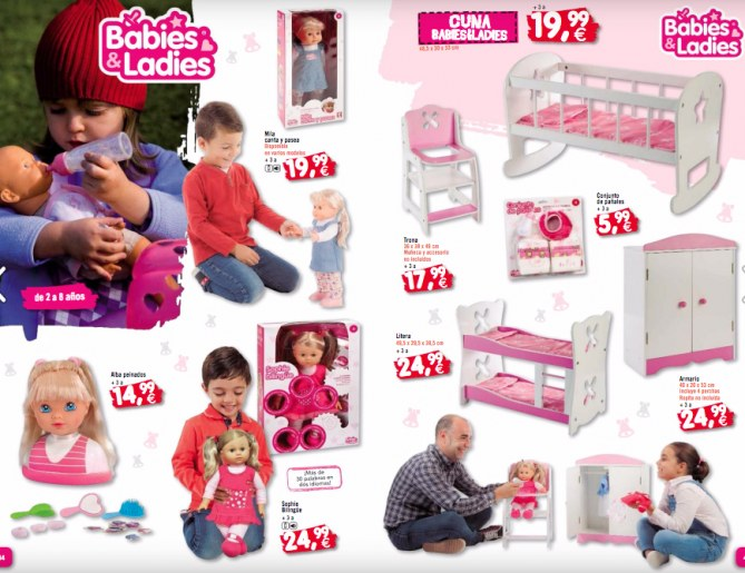Catálogo de juguetes Toy Planet