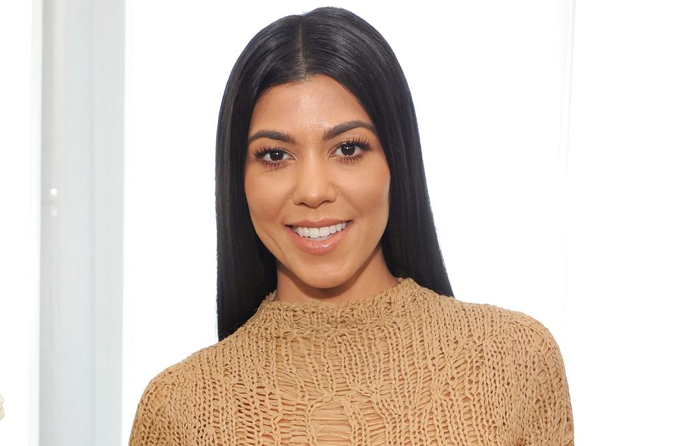 Kourtney Kardashian a coupé ses cheveux au carré, et on valide (photo)