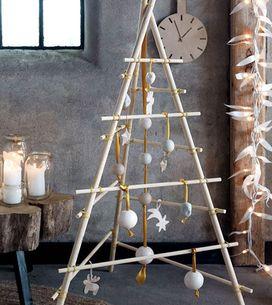 ¡Reinvéntate! Árboles de Navidad originales y reciclados