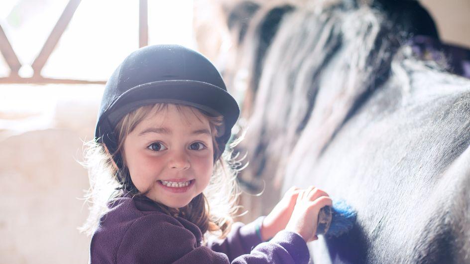 L'équitation, une passion qui aide à grandir