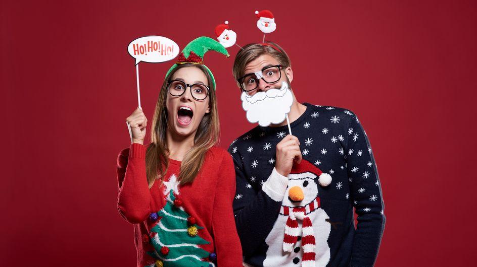 La saison des pulls de Noël est officiellement ouverte !