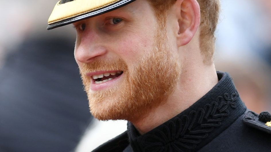 La barbe fournie du prince Harry fait SCANDALE, et voici pourquoi !