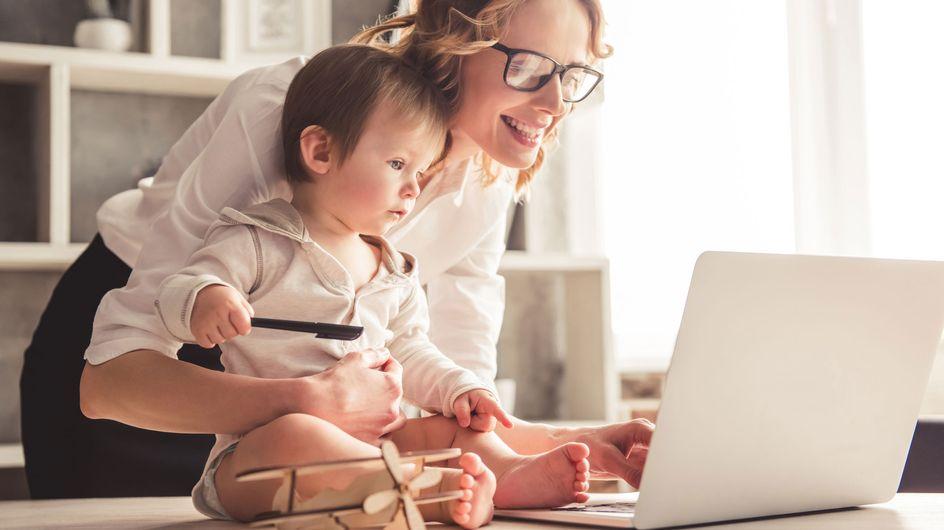 ¿Eres mamá? ¡Atenta! Puedes reclamar el IRPF por maternidad