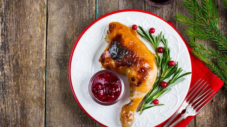 Menú ligero para Navidad, ¡Disfruta las Fiestas sin excesos!