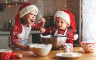 Recetas dulces de Navidad para hacer con niños