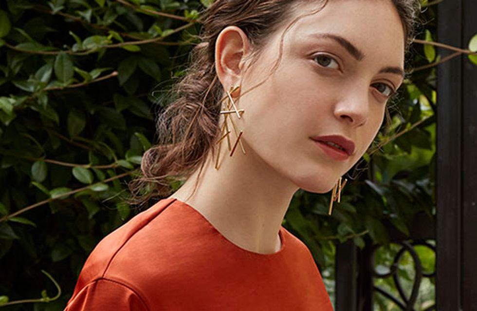 Maya Reik, 19 ans et déjà un parcours mode exemplaire